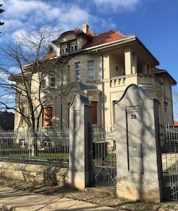 Kleine FeWo oder Zimmer in Villa - Crimmitschau - อพาร์ทเมนท์
