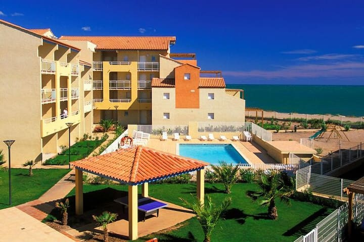 4 star holiday home in Valras-Plage