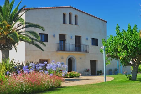Beautifull B&B in an old farm house - Cambrils