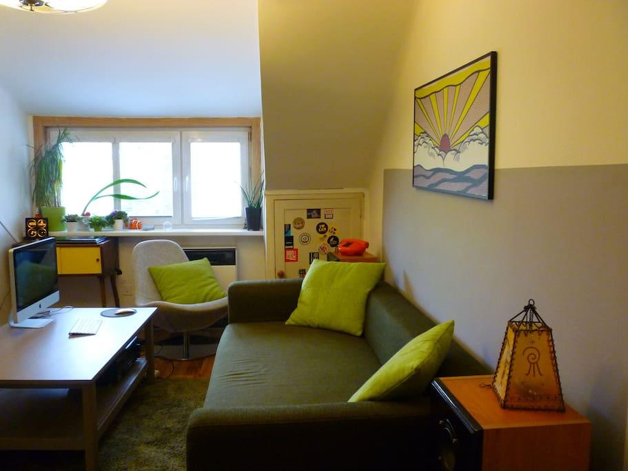 Cozy 48 sqm Apartment Prague