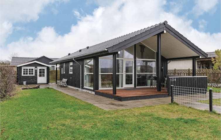 Holiday cottage with 3 bedrooms on 72 m² in Haderslev