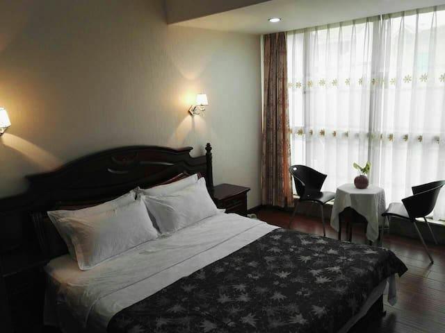 泉州西湖度假别墅-5楼大床房 - Quanzhou - Villa