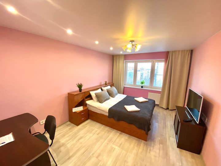 Красивая квартира с удобствами в новом доме