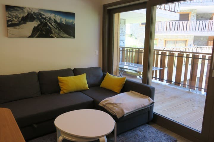 2 roomed apartment  - 6 persons