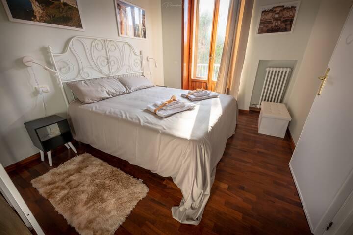 Suite SCIROCCO Letto Queen+Balcone+Bagno Privato