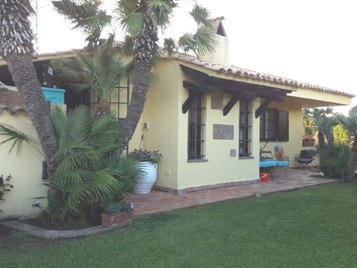 Villetta in residence con spiaggia privata