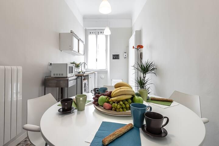 DESIGN CENTRAL 2 BEDROOM  - Milan - Apartment