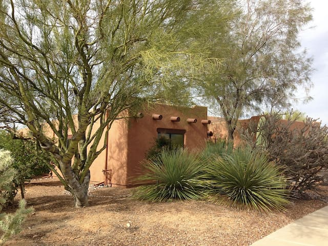 A Healing Sanctuary in the Valley - Oro Valley - House