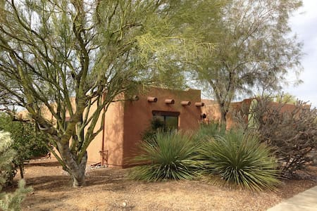A Healing Sanctuary in the Valley - Oro Valley - Ház
