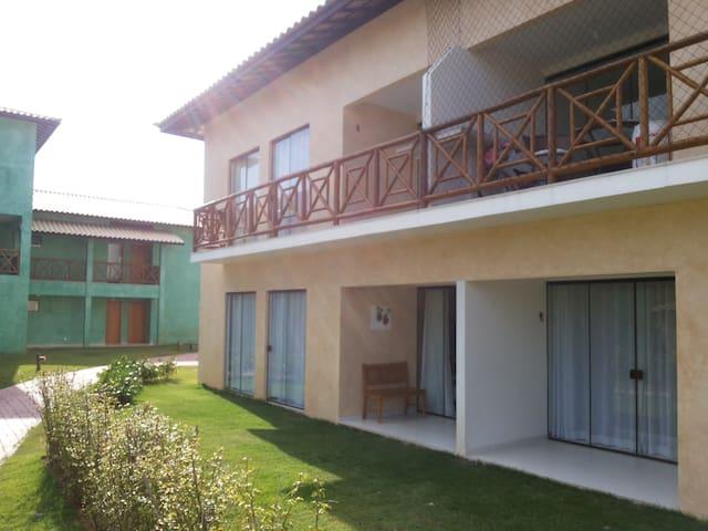 Paraíso em Itacimirim - Camaçari - Apartamento