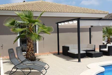 Villa El Paradiso (Andalusië) - Arboleas