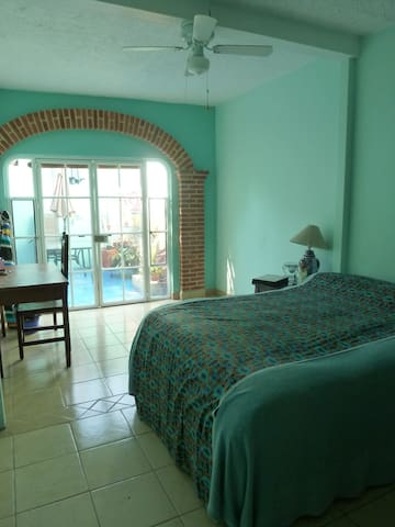 LAKE CHAPALA RENTAL - Lower Casita  - Chapala