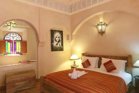 Riad Jnane Agdal & Spa Suite Std