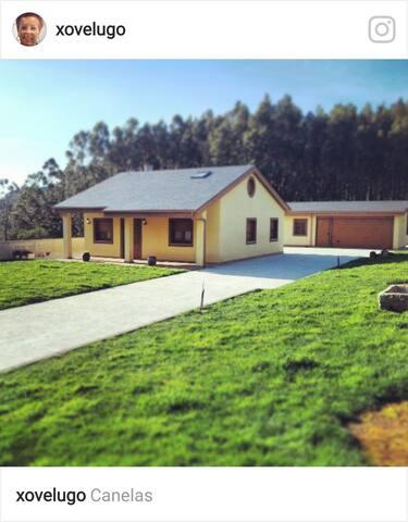 Casa en Xove (Lugo)