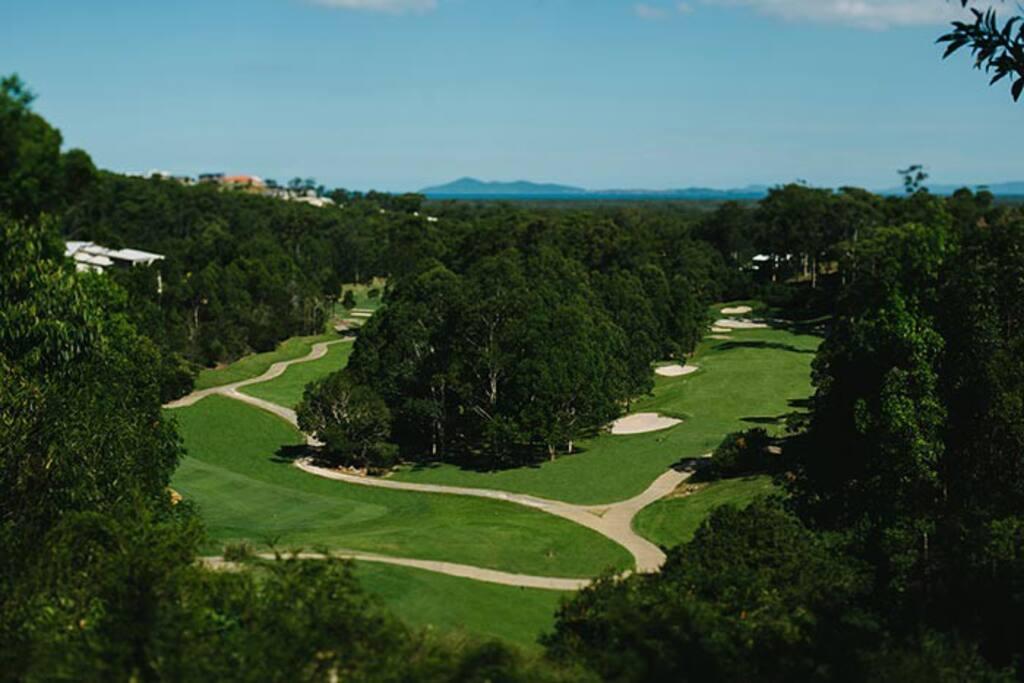 Tallwoods Golf Course
