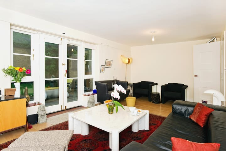 Large five floor home - London - House