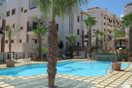 Family Friendly Apt by the Sea - Guardamar del Segura