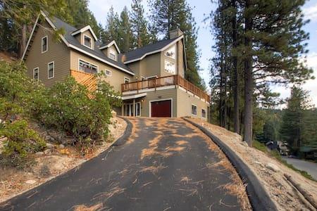 Yosemite's Kildrummy Cabin