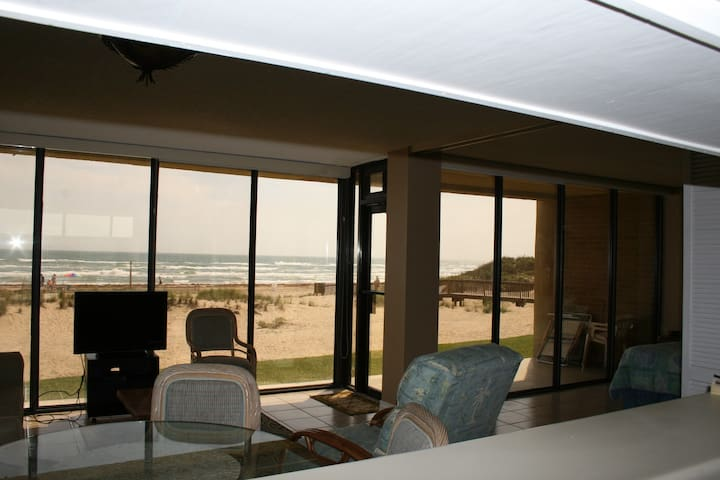 BEACHFRONT GROUND FLOOR #118 Unbelievable Views!!!