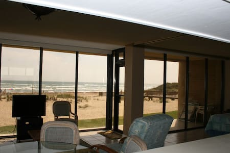 BEACHFRONT GROUND FLOOR 2/2..Unbelievable Views!!! - South Padre Island - Osakehuoneisto