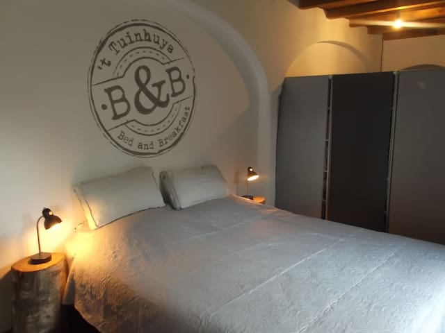 B&B 't Tuinhuys met 'Secret Garden' - Boxtel - Bed & Breakfast