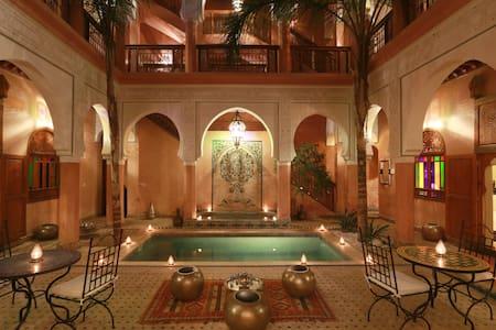 Chamber Double, Riad Jnane Jdid & SPA Medina - Marrakesh