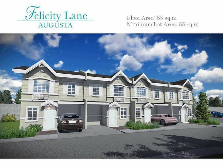 This Townhome is in the heart of Nuvali.