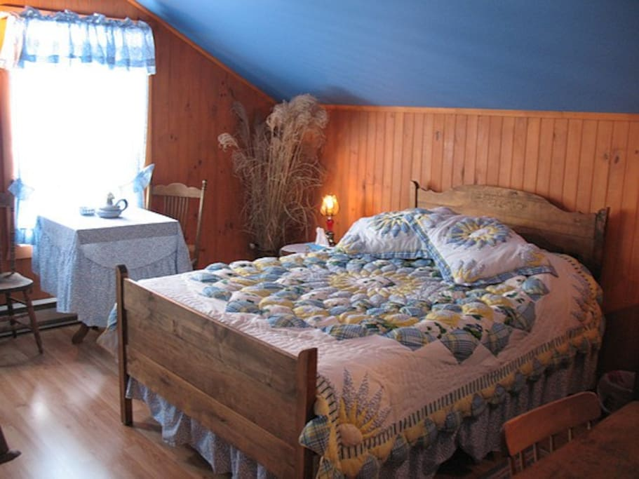 Chambre la guy g te la bougie verte bed and breakfasts for Chambre a part couple