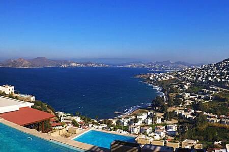 Sea view apartment, enjoing & relax - Yalikavak - Квартира