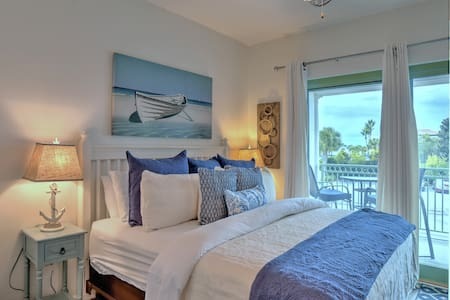 Recently Updated,  Pool,  Walk to Beach, Close to Alys and Rosemary - 209 at The Inn Seacrest 30A