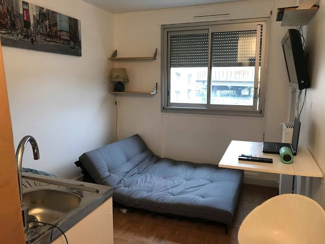 Apartment near PARIS 5mn ⭐️⭐️⭐️⭐️ ⭐️