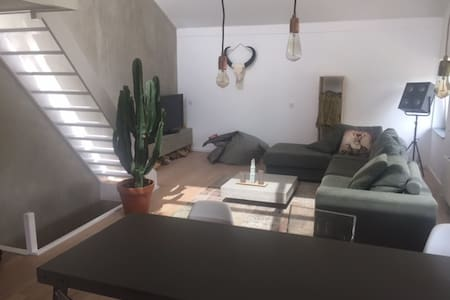 Unique and spacious loft Utrecht - Utrecht