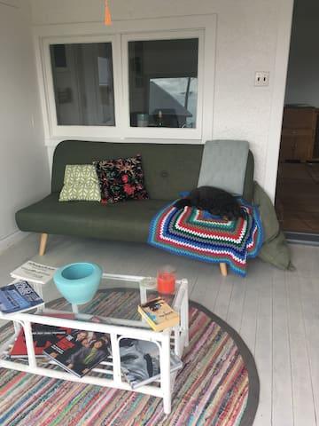 Comfy Reading Sofa bed