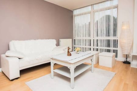 Bright Newly Build Apartment in Canary Wharf 2 bdr - Londres - Appartement