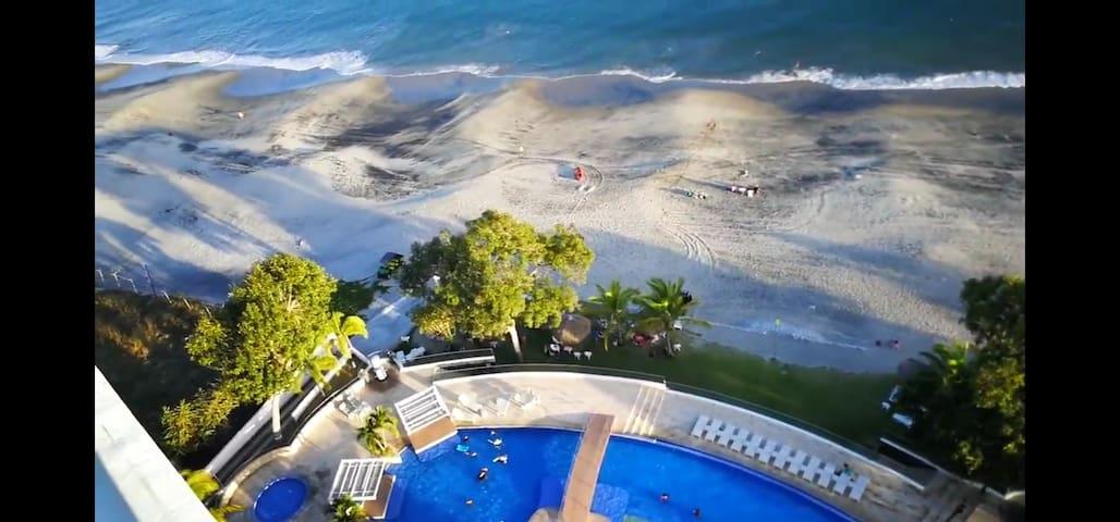 Apartamento en la Playa en Santa Clara,  Panamá.