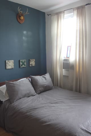 Two-Bedroom Greenpoint Apartment
