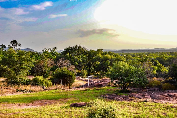 Heaven In The Hill Country. A hard place to leave.