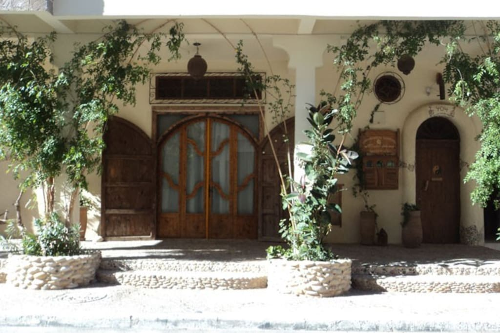 Casa Guapas' entry