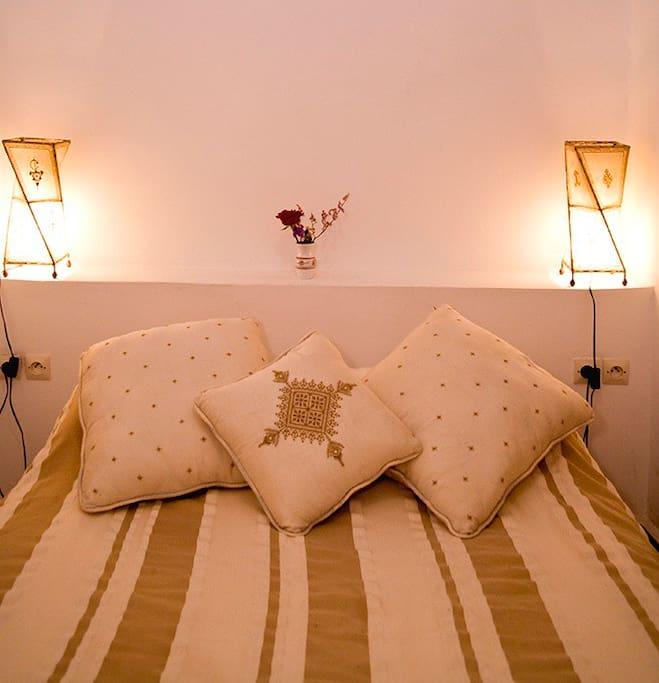 Sahara Bedroom