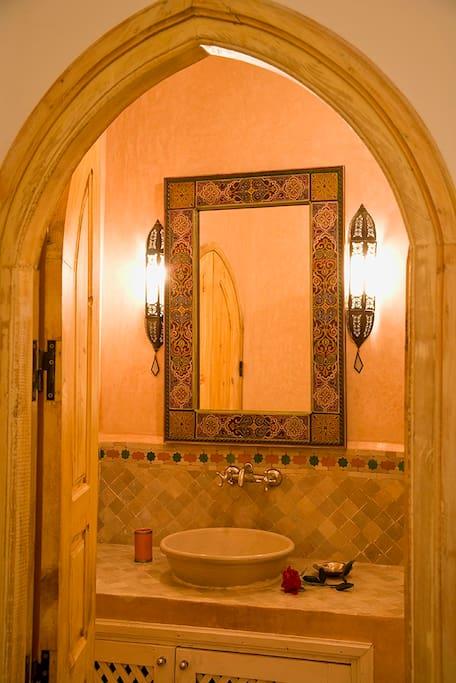 Master Bathroom (with Bath)