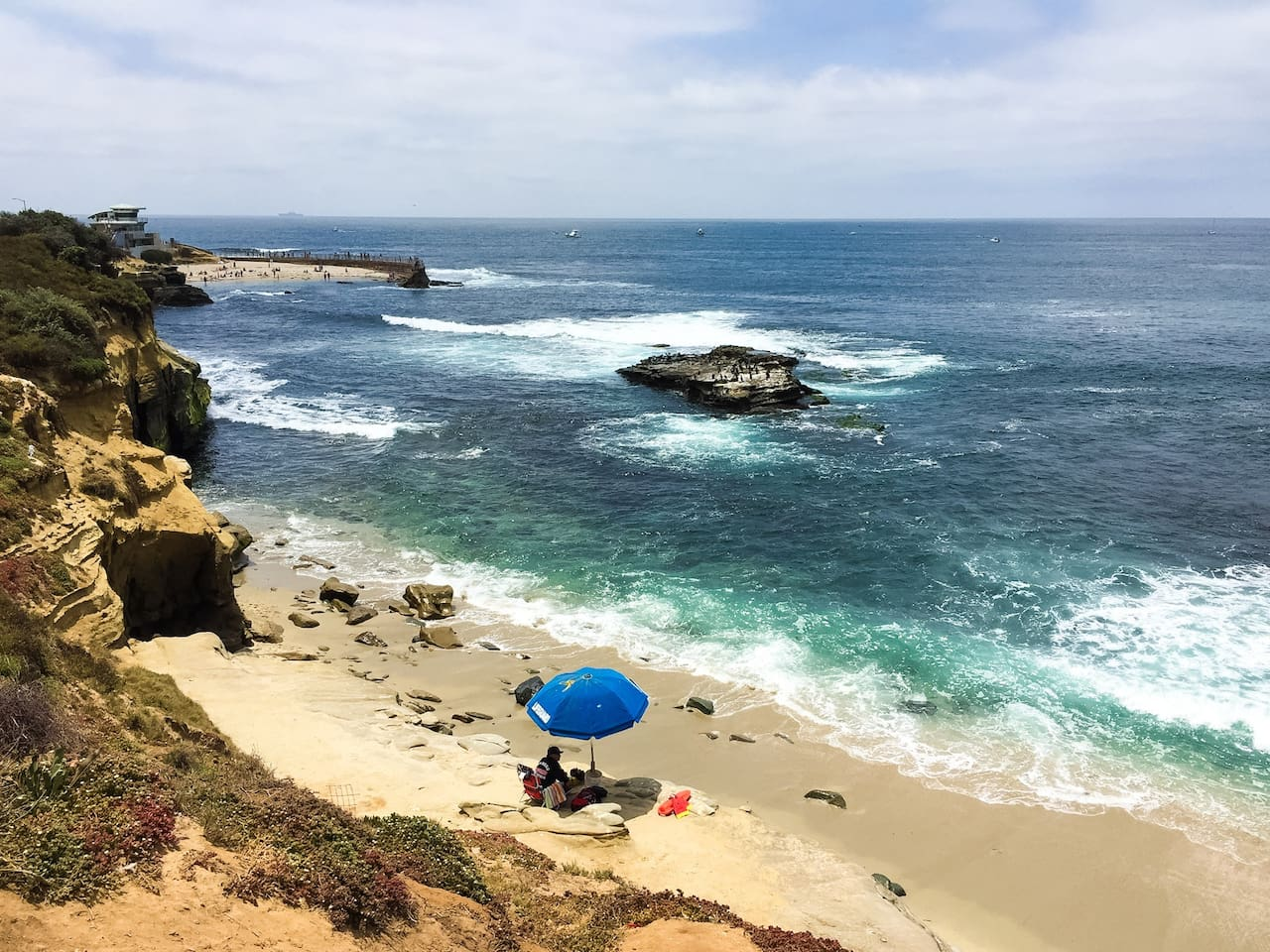Children's Pool Beach/Seal Rock (5 minute drive from apartment)