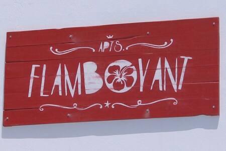 Apartamentos Flamboyant - Puerto del Carmen - ที่พักพร้อมอาหารเช้า