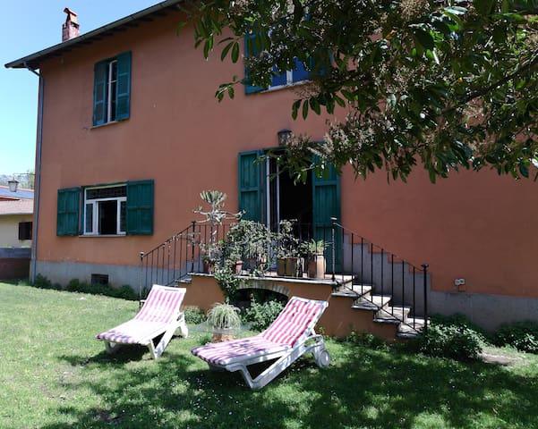 Villa Finzi roman countryside SUITE - Palestrina - ที่พักพร้อมอาหารเช้า
