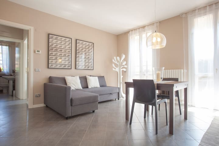 Cozy and relaxing flat with garden - Lonato del Garda - Apartament