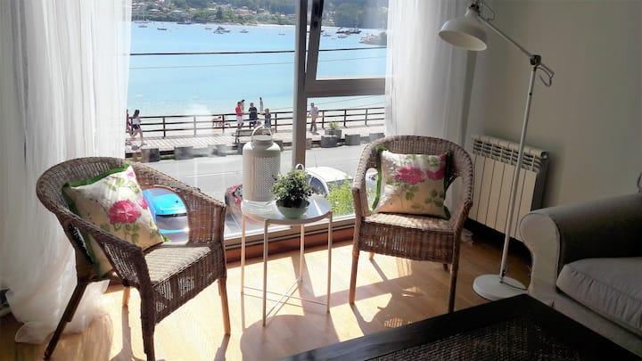 Apartamento en la Playa de Aldán Nº5