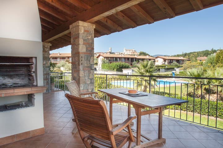 Casa Golf - Rel@x in the nature - Swimming pool!!! - Polpenazze de Garda - Apartment