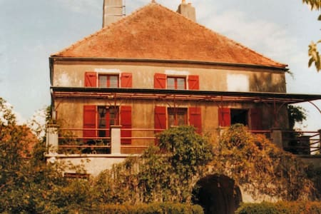 Les Battees - Saint-Léger-sur-Dheune - Bed & Breakfast