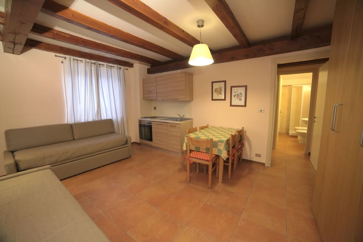 One-bedroom apartment at Appartamenti Bardonecchia