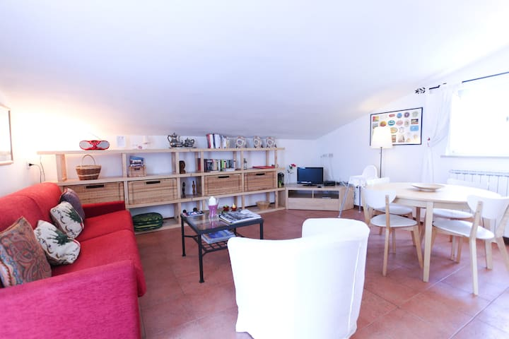 Apartment Vigna Licia 4, with pool & WiFi - Rom - Lejlighed