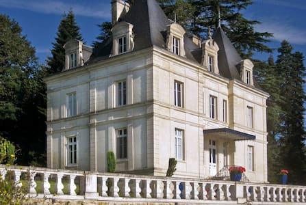 Chateau Du Mas - Dignac - Schloss